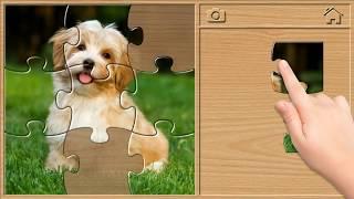 Animal Puzzles for Kids. Звуки животных - Детские пазлы.