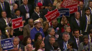 Watch as Ted Cruz gets booed off the stage at the 2016 RNC