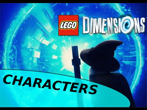 how to get lego dimensions characters for free