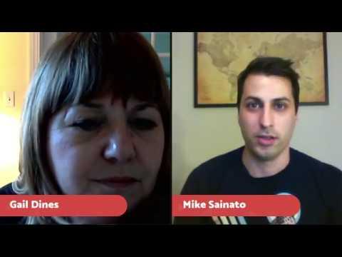 Mike Sainato Interviews Dr.  Gail Dines, Author of Pornland