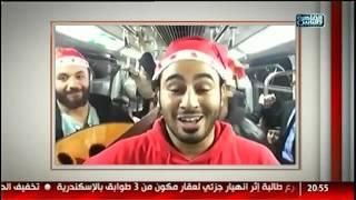 لقاء مع نجم فريق مجانين المترو أحمد الخطيب #نفسنة