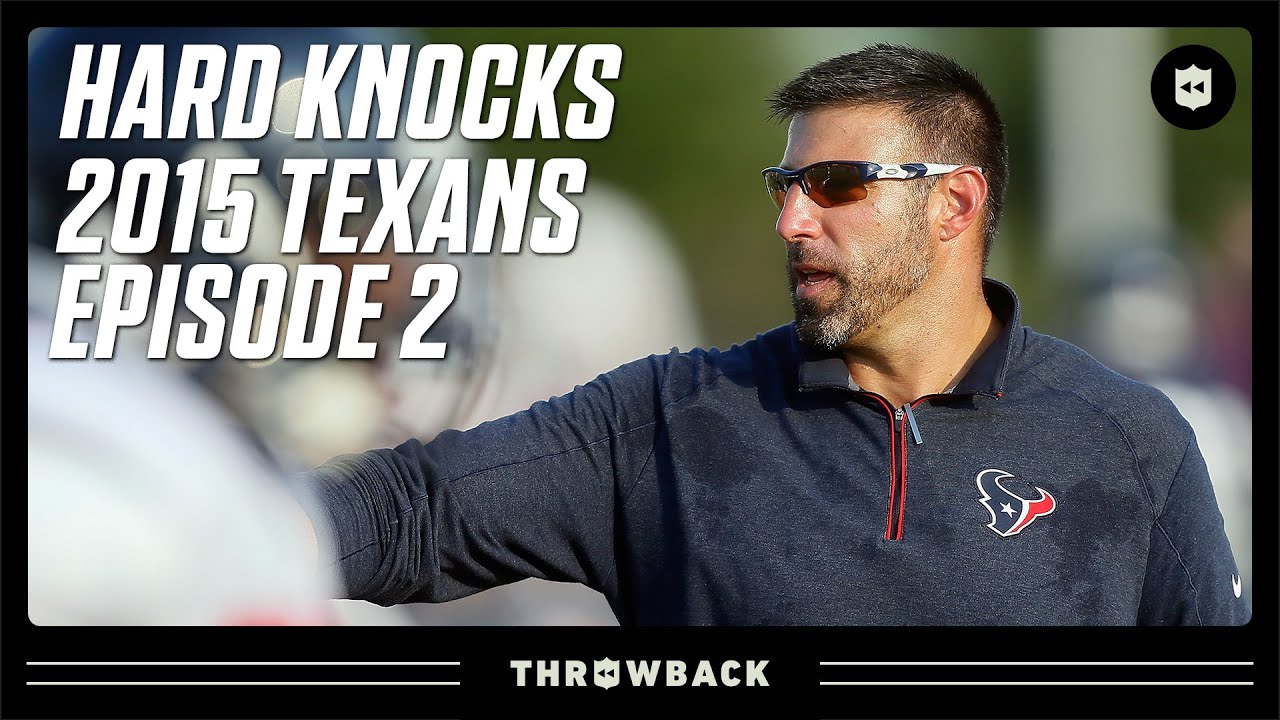 """Do Your Job"" | 2015 Texans Hard Knocks Episode 2"