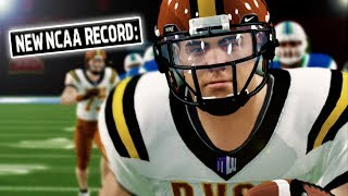 New NCAA Record! | NCAA 14 Team Builder Dynasty Ep. 14 (S2)