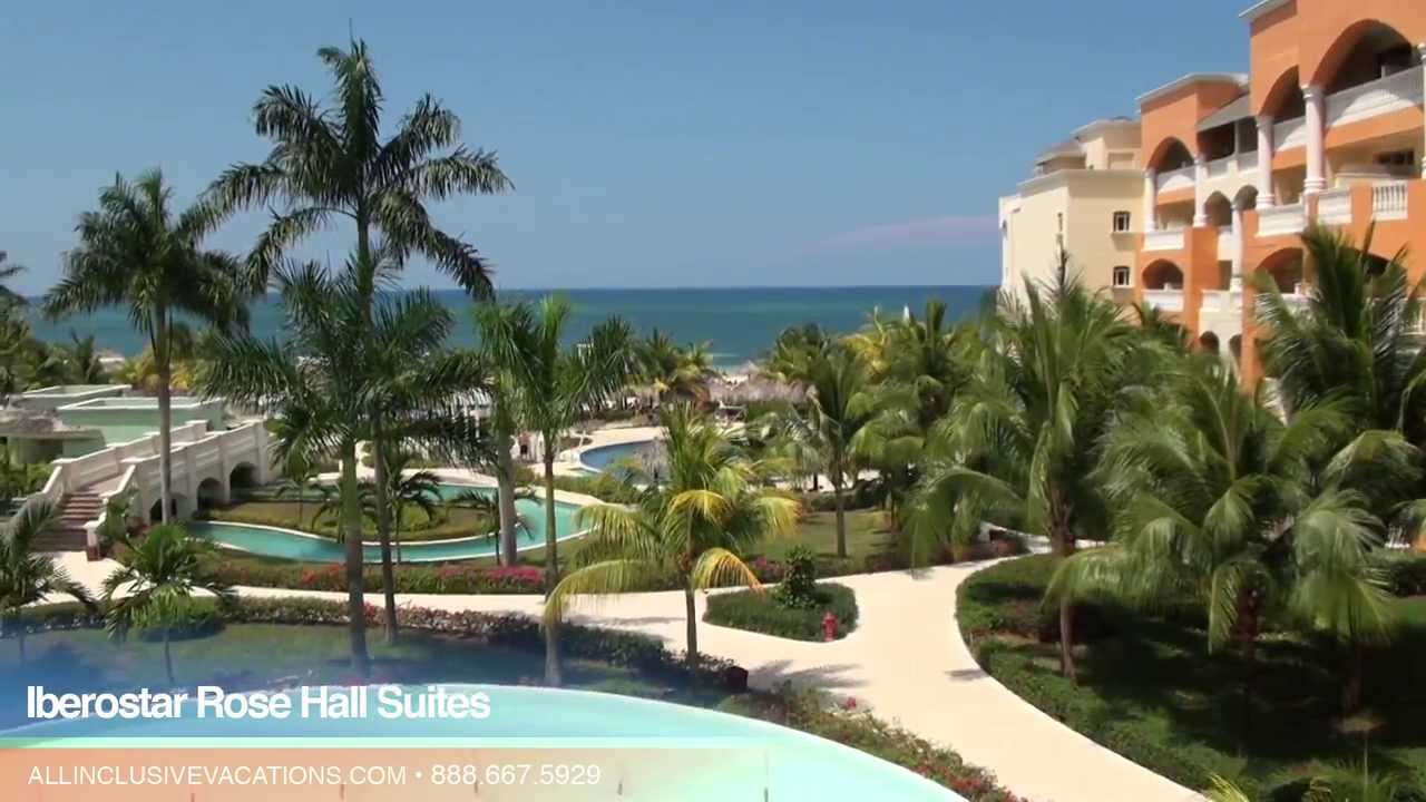 Inside the Iberostar Rose Hall Suites in Montego Bay, Jamaica — All ...