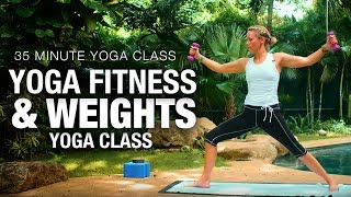 30 Minute Yoga Fit Class - Five Parks Yoga