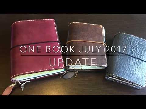 One Book July 2017 Update