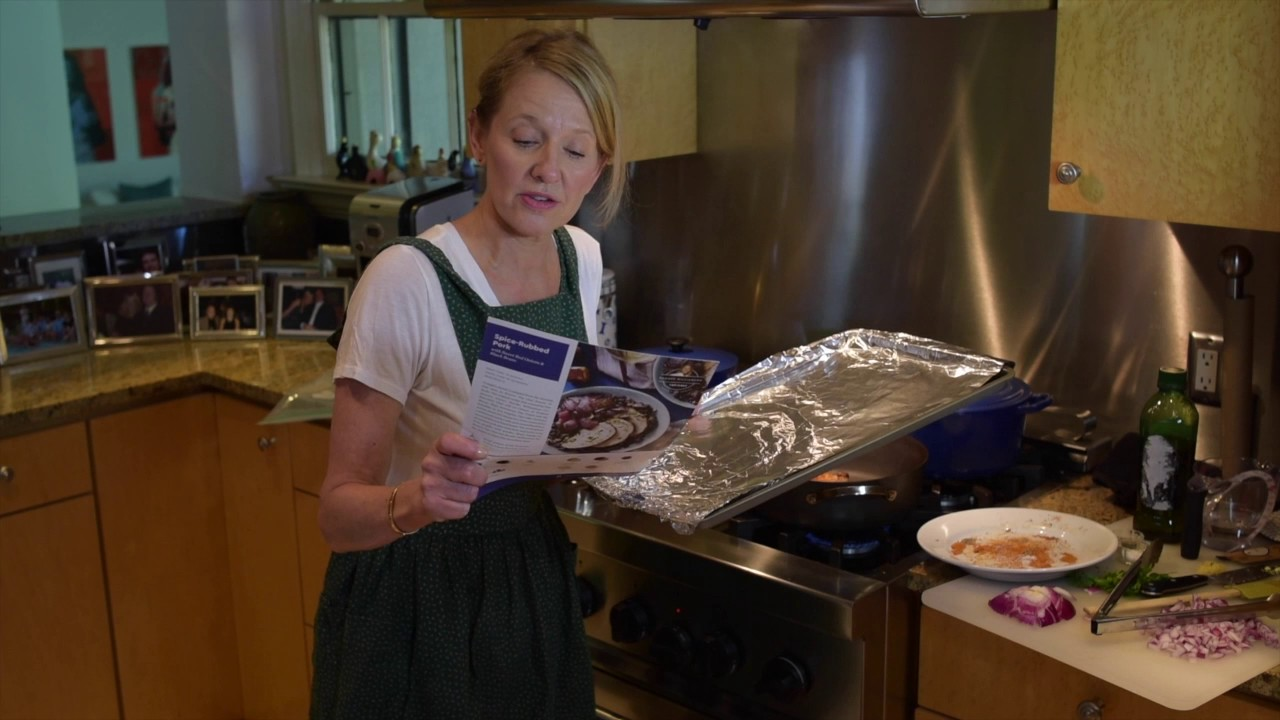 Blue apron top chef - Blue Apron And Top Chef Cooking Contest 3 31 17