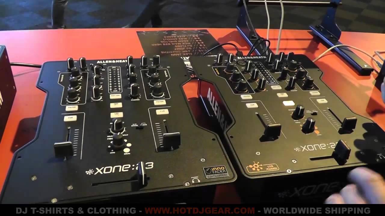 DJ Allen & Heath XONE:23C