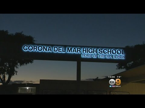 Corona Del Mar High School Embroiled In Another Scandal