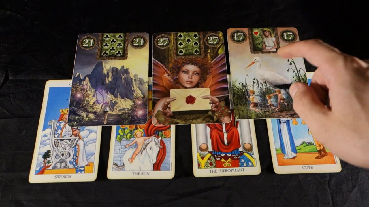 cancer weekly 3 to 9 tarot card