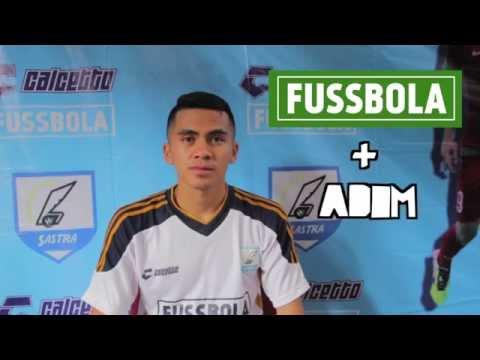 FUSSBOLA + Andriansyah 'adom'  Agustin