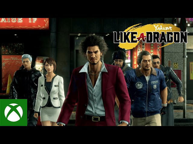 Yakuza: Like a Dragon | The Quest Begins