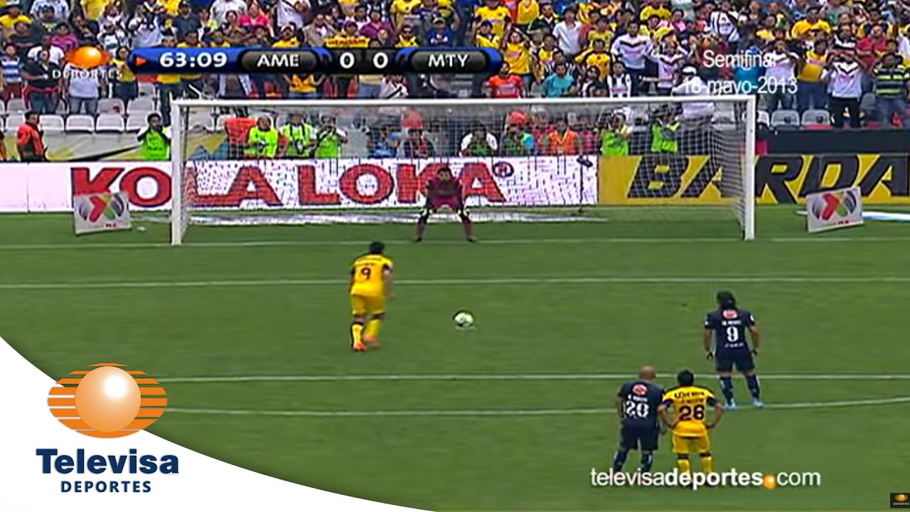 am rica vs monterrey semifinal clausura 2013 televisa deportes youtube. Black Bedroom Furniture Sets. Home Design Ideas