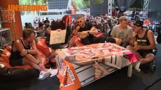HALBERG OPEN AIR 2015: Die Orsons!