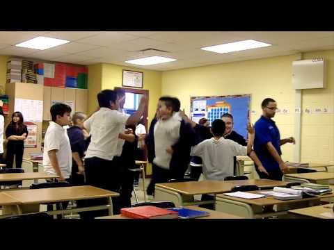 Olympic Rock Paper Scissors (Classroom Physical Activity Breaks)