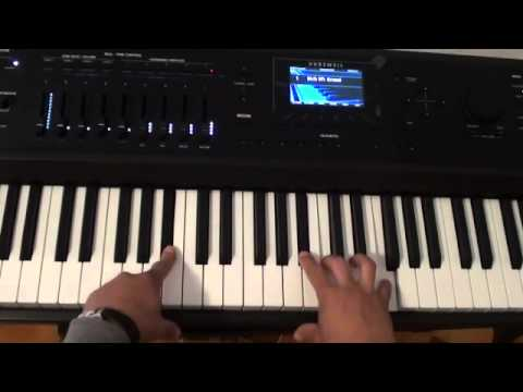 How to play You Got It All on piano - Union J - Piano Tutorial