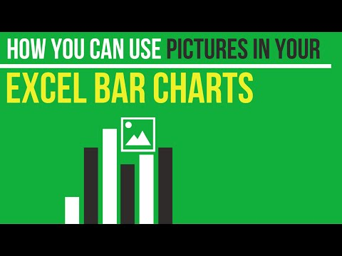 How to Use Pictures in Your Excel Bar Charts