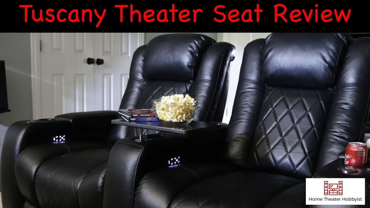 Tuscany 2.0 by Valencia Theater Seating | Setup and Review