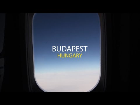 Fly UIA | BUDAPEST SIGHT | PART ONE