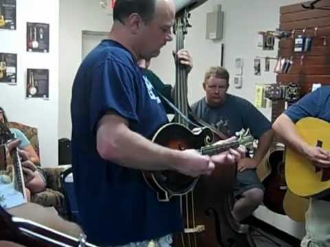 Bluegrass Station - Instrumental w/ Nick Chandler and Mark Kuykendall