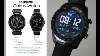 Video Ticwatch Pro Smartwatch 1 Month Later - Battery Life Tips - Samsung Galaxy Watch download MP3, 3GP, MP4, WEBM, AVI, FLV Oktober 2018
