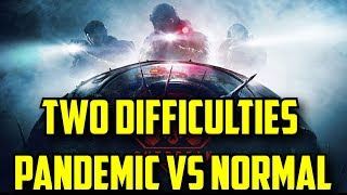 Rainbow Six Siege Mission Outbreak Pandemic & Normal Difficulty Outdoor gameplay!