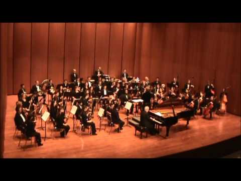 Jacksonville University Orchestra Richardson video 1