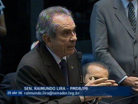 Raimundo Lira Convoca Reunião Para Instalação Da Comissão Especial Do Impeachment