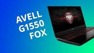 Notebook Avell G1550 Fox: bom desempenho e resfriamento para jogos [Análise / Review]