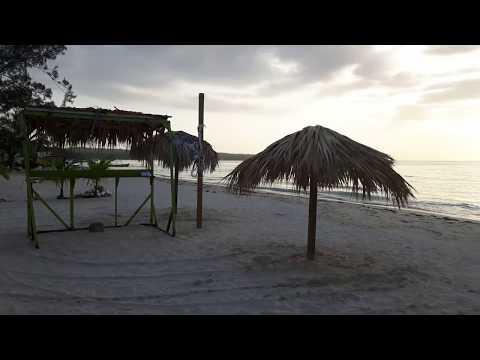 Spectacular Sunset at Fun Holiday Resort,  NEGRIL, Jamaica