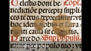 Remeslo a kniha - Missale Pragense (1508)