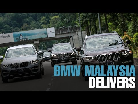 NEWS: BMW announces improved deliveries