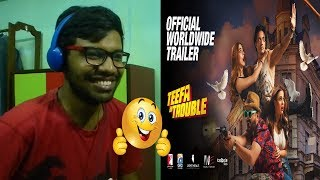 Teefa In Trouble Official Trailer - Ali Zafar|Reaction & Review