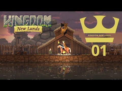 Jirka Hraje - Kingdom New Lands 01 - Začínáme