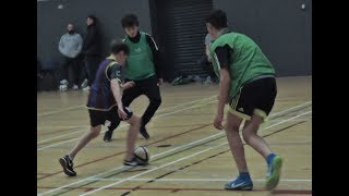 """Ciarán Duffy"" Premier Football & Futsal - Goals & Skills"