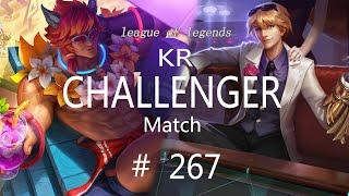 Korea Challenger Match #267/LO…