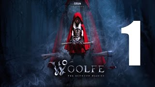 Это уже совсем другая сказка - Woolfe: The Red Hood Diaries (#1)