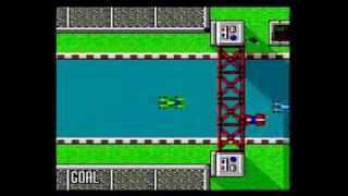 Moto Roader on pc engine (part 1)