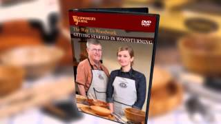 Getting Started In Woodturning Dvd Preview