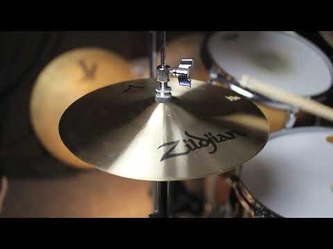"""Zildjian 12"""" A New Beat Hi Hats - 775g/921g"""