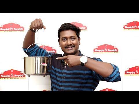 Make Your OLD Cooker Into Starch Free Cooker Magic Multi Strainer Meenakshi & Meenakshi