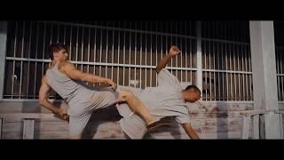 Kickboxer Retaliation - One Shot Fight Scene   Great Job by Dimitri Logothetis