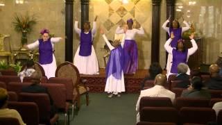 Pure Worship Praise Dancers: Tye Tribbett - What Can I Do
