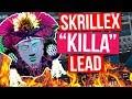 """Skrillex & Wiwek """"Killa"""" Trap Lead Serum Tutorial"""