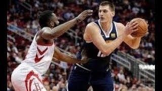 Houston Rockets vs Denver Nuggets NBA Full Highlights (8th January 2019)
