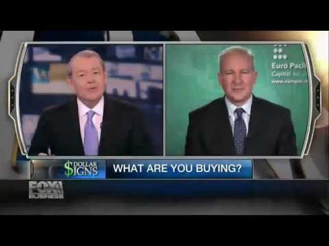 Peter Schiff: Foreign Stocks Better Investment Than Fed's Bubble Economy