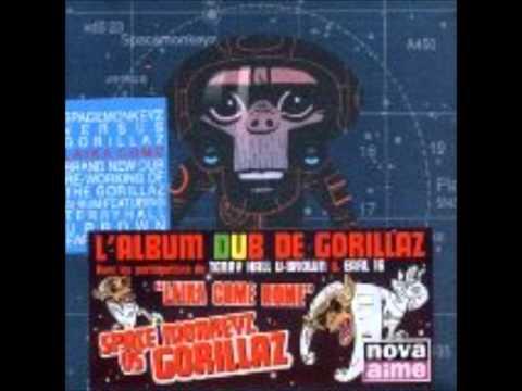Gorillaz Laika Come Home 9  Mutant Genius