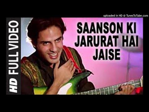 Saanson Ki Jarurat Hai Jaise   Aashiqui   Rahul Roy
