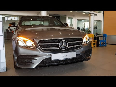 مرسيدس E350 موديل 2020 Mercedes Benz Youtube