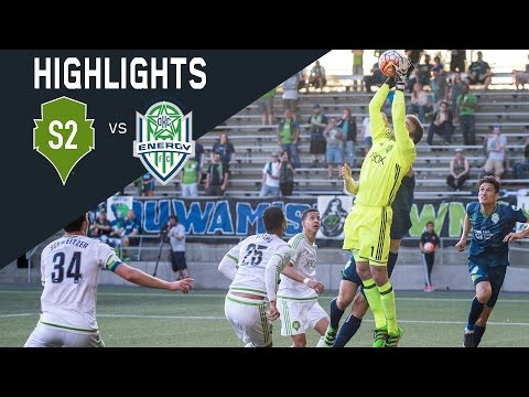 Highlights: Seattle Sounders FC 2 vs Oklahoma City Energy FC